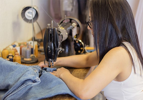 Clothing Alterations at Mendel's Wife the Tailor