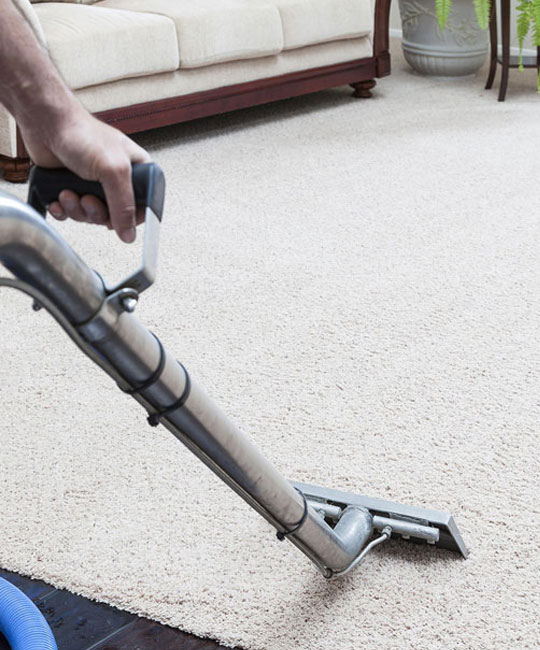 Our Commercial Carpet Cleaning Equipment