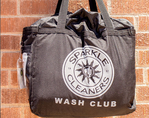 Our Wash and Fold Club